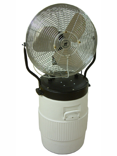 Cool Water Misting Fans : Rent portable misters misting fans coolers air
