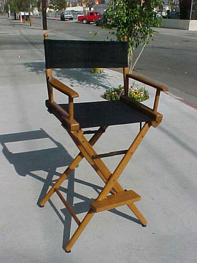 Beau High Directors Chair